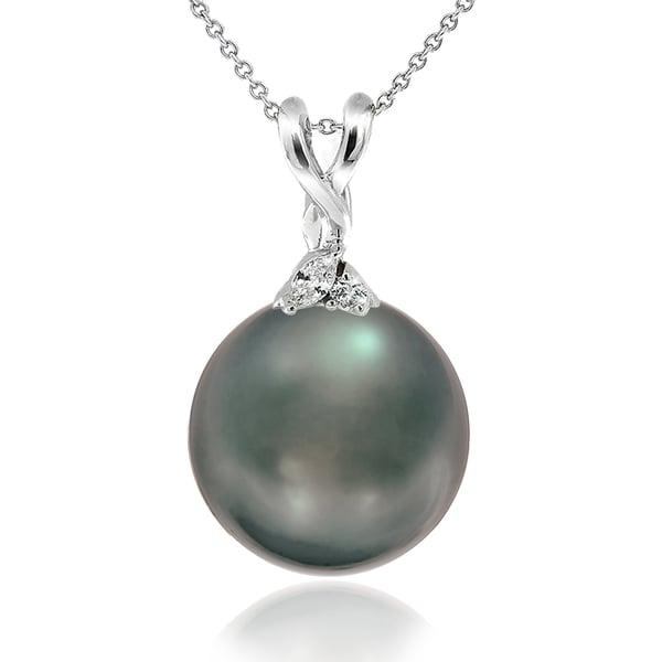 Tahitian Pearl Design