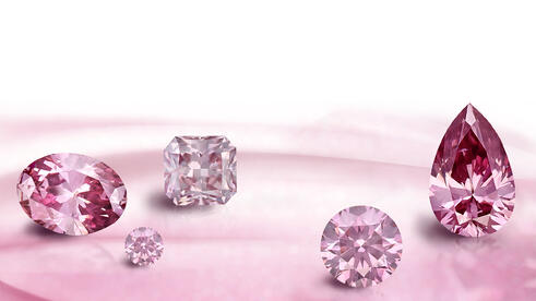 Pink Diamonds in Adelaide