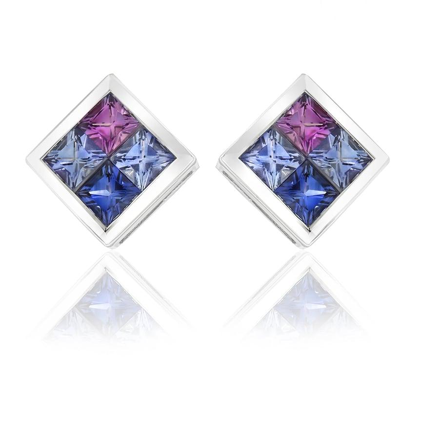 Sapphire Earrings Adelaide