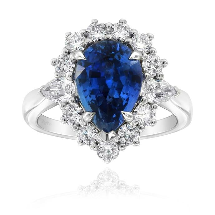 Sapphire Dress Rings in Adelaide