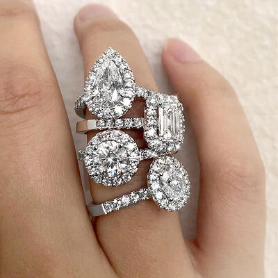 Aura Box- Diamond Shape