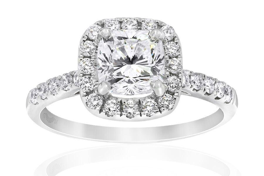 Gerard McCabe engagement rings