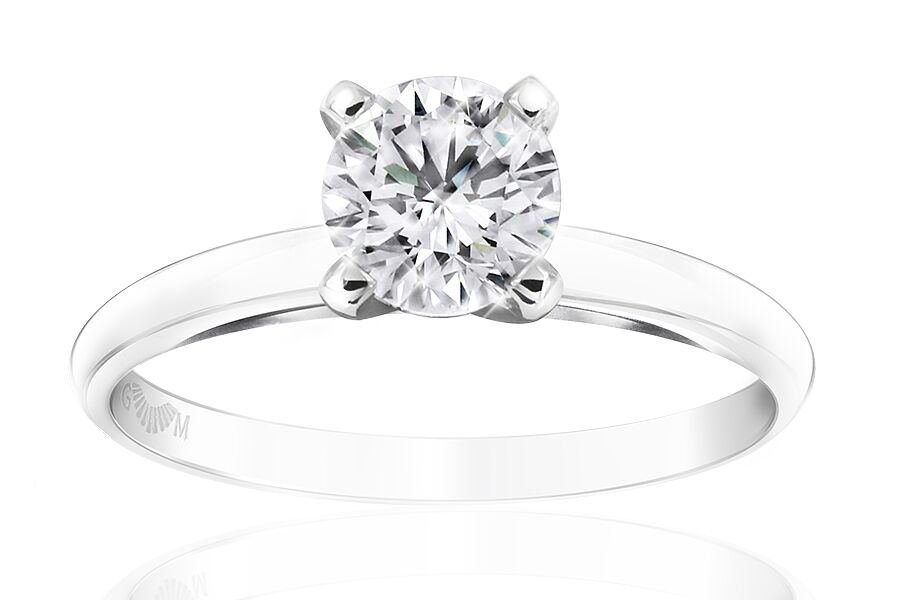 Gerard McCabe Diamond Ring