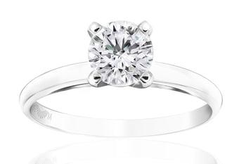 Gerard McCabe Diamond Ring