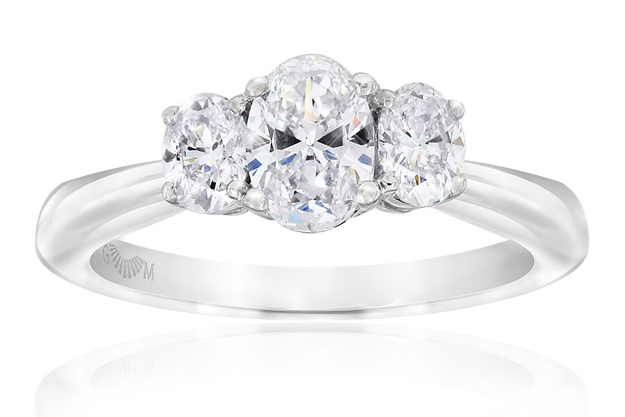 Gerard McCabe Tria oval ring