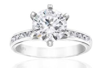 Gerard McCabe diamond rings