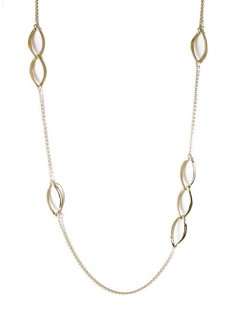 Gerard McCabe - Three75 Gold Necklet