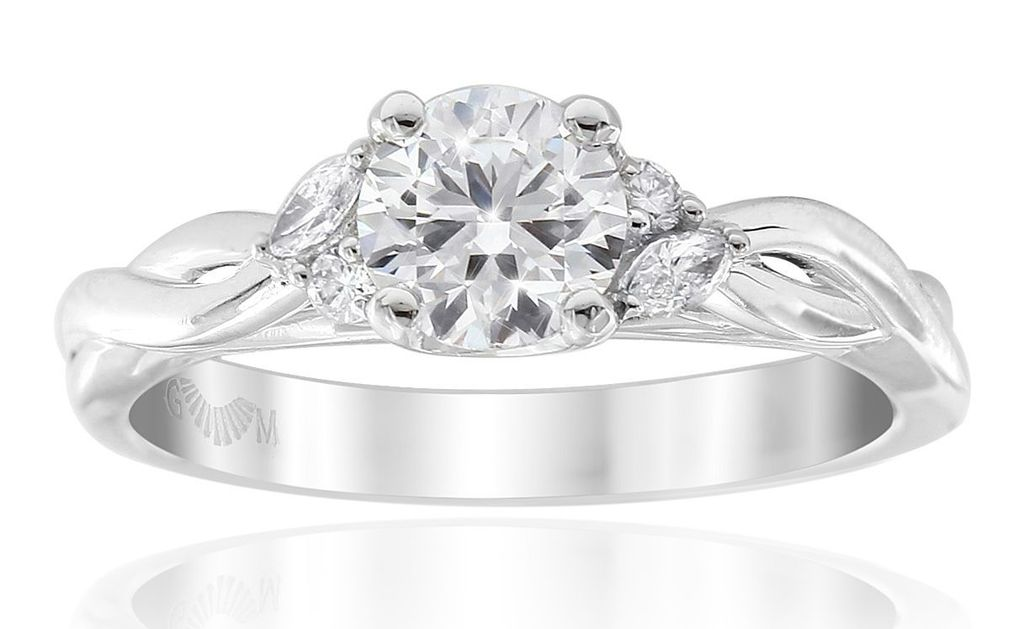 Embrace Engagement Ring