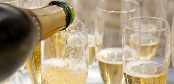 GMAC Champagne Wedding Anniversary