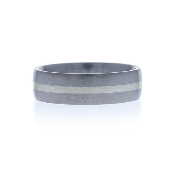 Tantalum Mens Wedding Rings