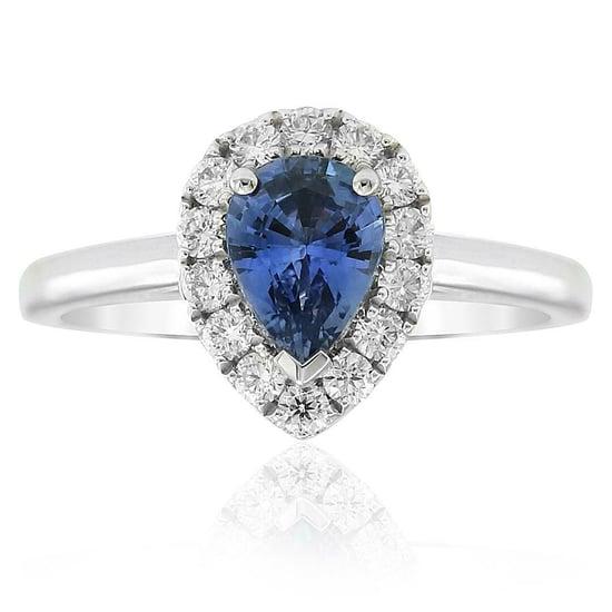 Gerard McCabe Aura Classic Sapphire & Diamond Ring