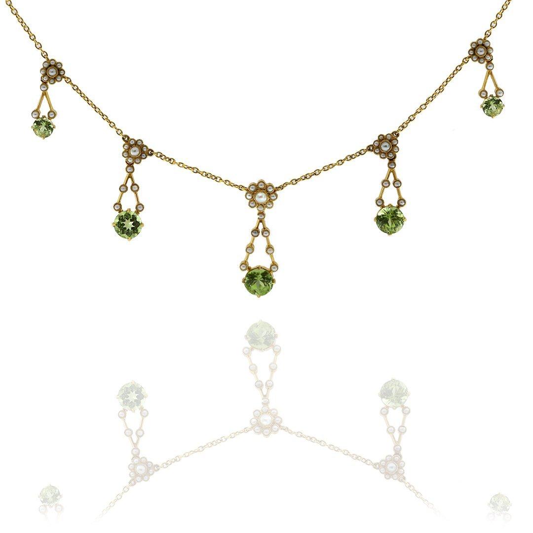 Peridot emerald