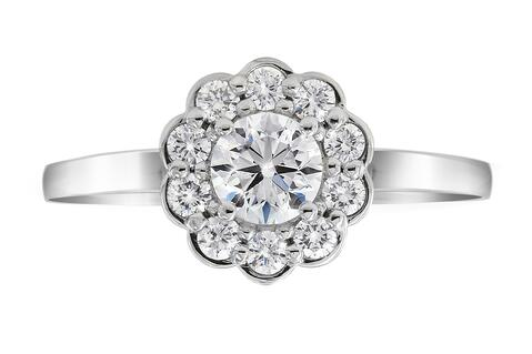 Posy Classic Ring