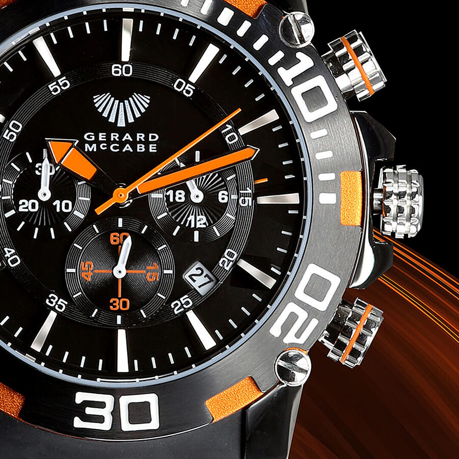 Alpine Timepiece - A Chronograph Timepiece for Men