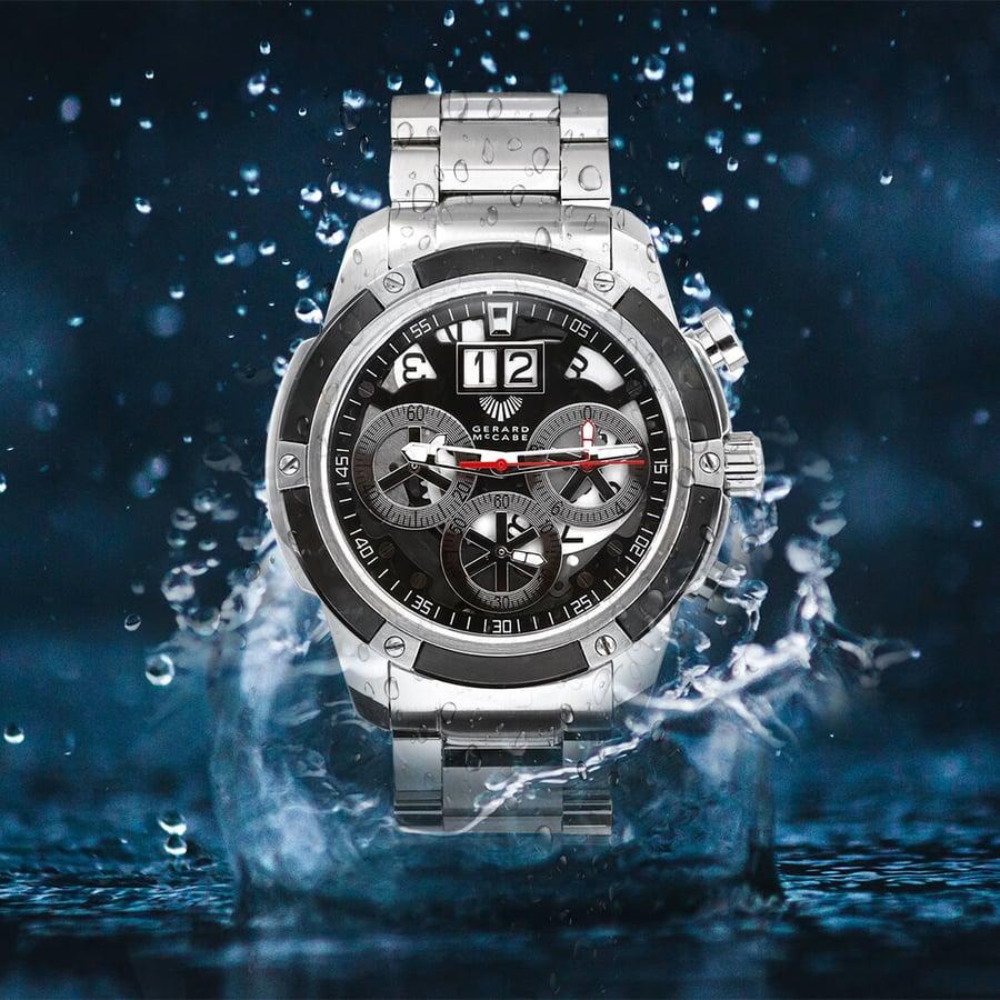 Axle Timepiece a Chronograph Timepiece for Men