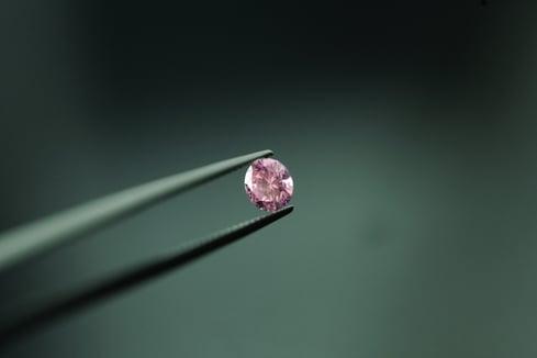 Loose Pink Diamond