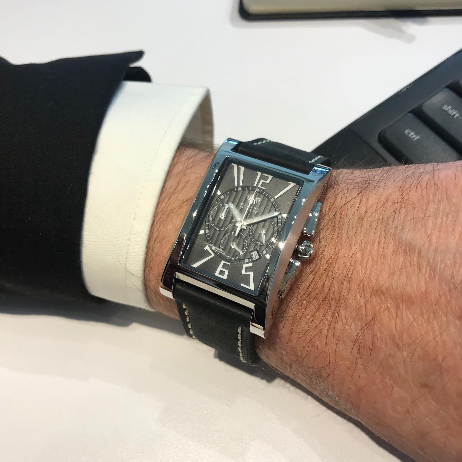 Gerard McCabe Aston Timepiece