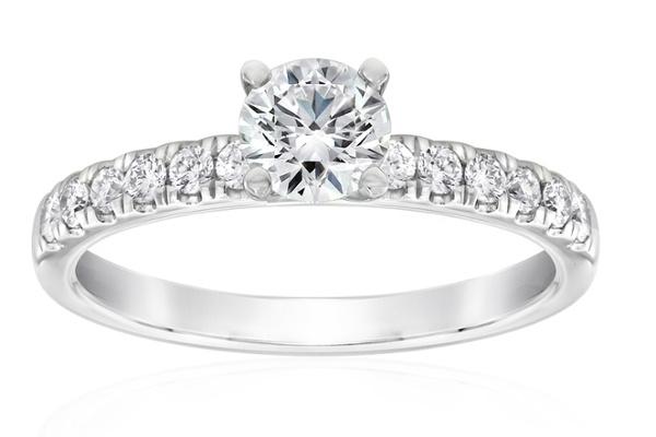 Aria 0.50ct diamond