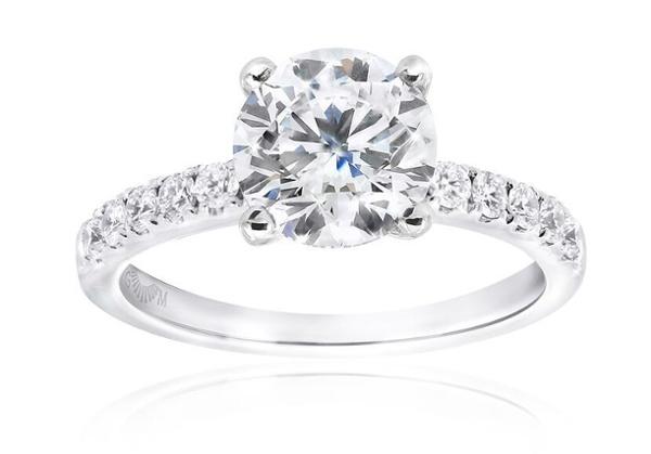 Gerard McCabe Aria Engagement Ring Adelaide